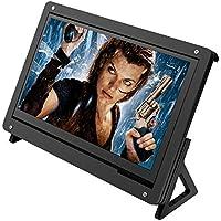 Kuman 7 Inch Raspberry Pi Touch ScreenCaja Acrylic Case Holder Estuche de Pantalla táctil de 7 Pulgadas SC7B-1