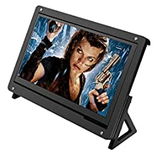 Acrylic box Kuman for screen touch TFT of 7 inch Raspberry Pi