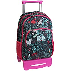 Busquets Mochila Escolar Doble Carro Lady DESIDIA by DIS2
