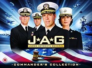 JAG Seasons 1-10 Complete [DVD]