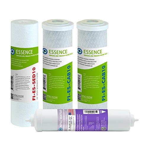 APEC filter-set-esph alta capacidad de repuesto Juego de filtros para esencia Series alcalinas filtro de agua de ósmosis inversa sistema Etapa 1, 2, 3& 6
