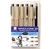 #7: Sakura Manga Comic Kit