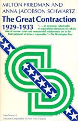 The Great Contraction, 1929-1933 by Milton Friedman (1965-02-21)
