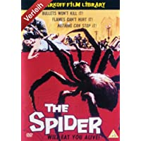 The Arkoff Film Library - The Spider
