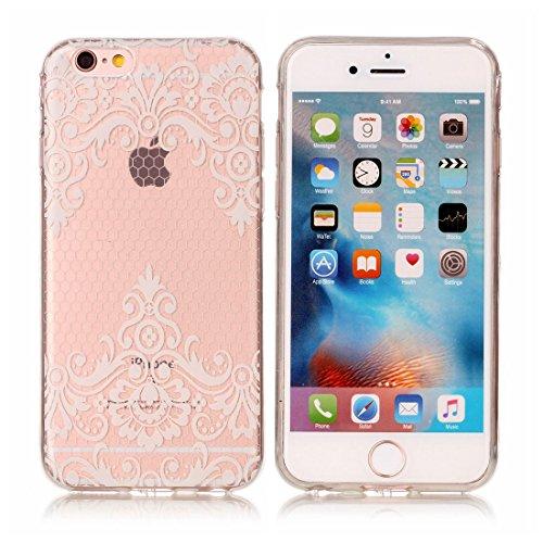Yaking® Apple iPhone 6 Plus/6S Plus Coque Silicone TPU Case Cover Gel Étui Housse pour Apple iPhone 6 Plus/6S Plus 9-F