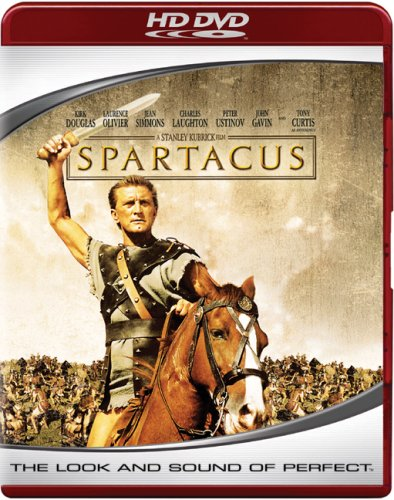 Spartacus [HD DVD] [Import USA]