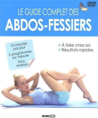 Le guide complet des abdos-fessiers (1DVD)