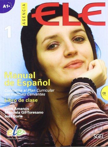 Agencia ELE 1 libro de clase + cd