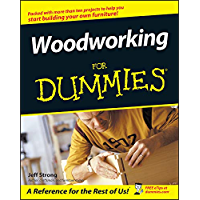 Woodworking For Dummies (English Edition)