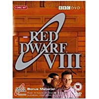 Red Dwarf : Complete BBC Series 8