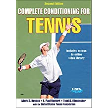 Complete Conditioning for Tennis: includes access to online video library