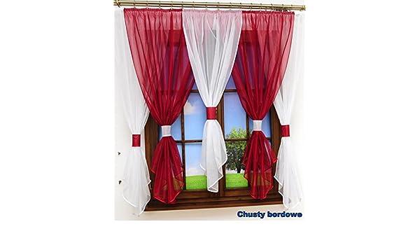 green Voile Cafe Net Curtain Panel Window Curtain or Tassel String Door Divider Decor Fresh flowers R SODIAL