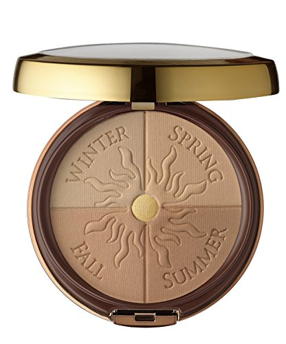 Phisicians Formula Bronze Booster Pressed Bronzer Light Medium (Bronze Pressed Bronzer)