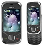 Nokia 7230 Graphite RM-604 Series 40 MP3-Player Kamera Slider Handy Ohne Simlock