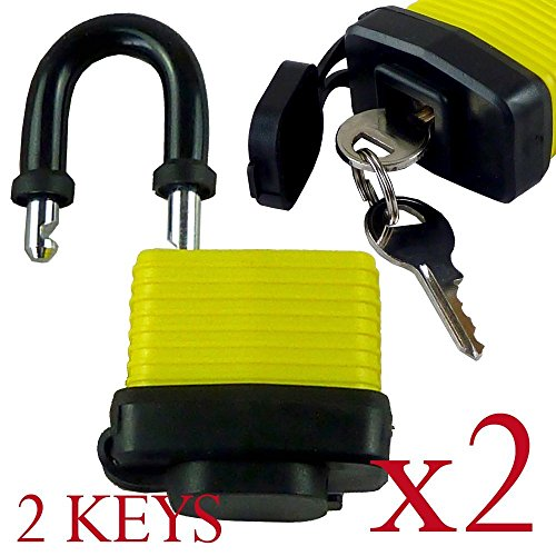 pack-of-2-heavy-duty-waterproof-padlock-ideal-for-home-garden-shed-outdoor-garage-gate-securitycolor