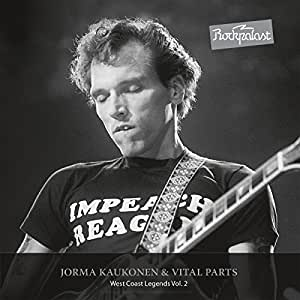 Rockpalast - West Coast Legends / Vol. 2