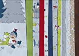 stoffliebe - Kollektion Ritter Little Ollie, 1 Motiv-Panel