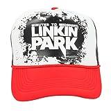 ILU Men's Popular Linking park Snapback Mesh Baseball Outdoor Sports Trucker cap