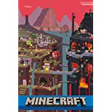 GB Eye LTD, Minecraft, Poster, 61 x 91,5 cm