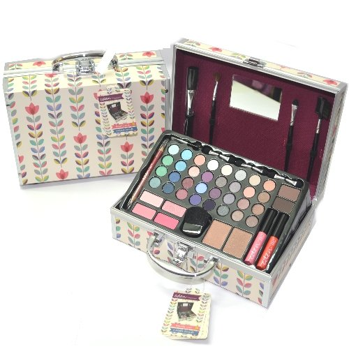 Super Eden 3325 Teenager Cosmetics / Make-Up Collection Case (53�Pieces)
