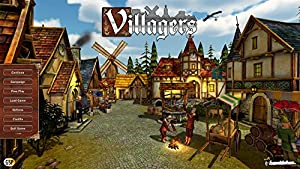 Villagers (PC CD/MAC)