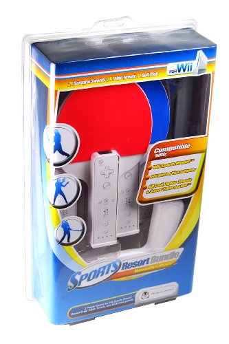 Wii Sports Resort Active Motion Bundle Kit (輸入版) (Fit Bundle Balance Wii Board)