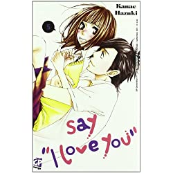 Say «I love you»: 5