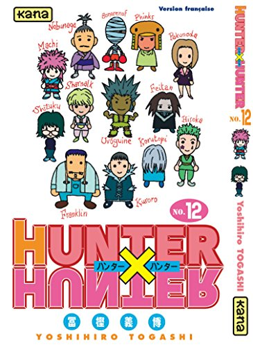 Hunter X Hunter, tome 12