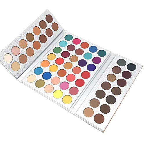 Beauty Glazed 63 Color Shimmer Matte Long Lasting Eye Shadow Palette Makeup Palette