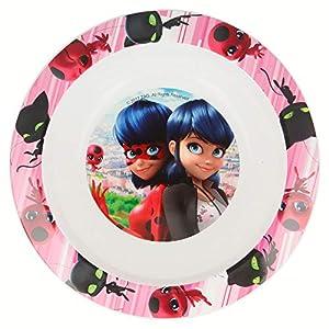 Lady Bug Miraculous- Cuenco Microondas Kids (STOR ST-86946)