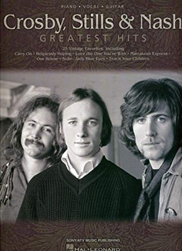Crosby, Stills And Nash Greatest Hits: Piano, Vocal, Guitar