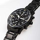 Reloj de Cuarzo Citizen of, Eco Drive B612, Negro, 44 mm, 10 ATM, CA0695-84E