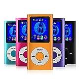 Mymahdi–digitale, compatto e portatile MP3/MP4player (max Support 64GB Micro SD Card) con visualizzatore di foto, e-book reader e radio FM e registratore vocale video Movie in arancione - MYMAHDI - amazon.it