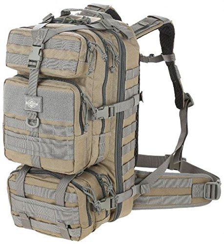 Maxpedition Gyrfalcon Backpack Rucksack, Khaki-Foliage, 1 SZ -