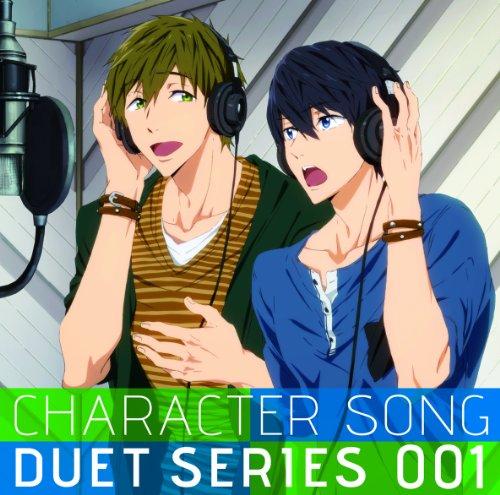 TV Anime [Free!] Duet Single V