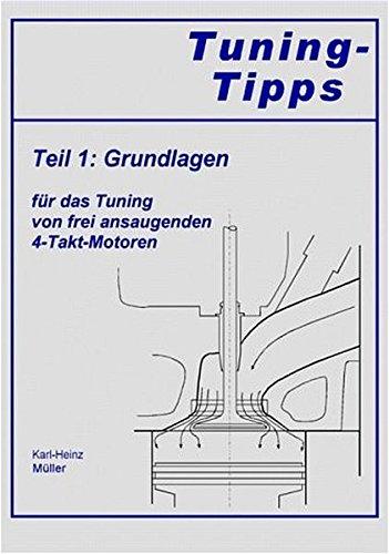 Tuning-Tipps Teil 1. Grundlagen für das Tuning von frei ansaugenden 4-Takt-Motoren. - Takt Motor