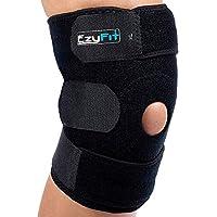 ezyfit Kniebandage unterstützt Dual-Stabilisatoren Offene Patella–verstellbar atmungsaktiv Neopren für ACL Meniskus... preisvergleich bei billige-tabletten.eu
