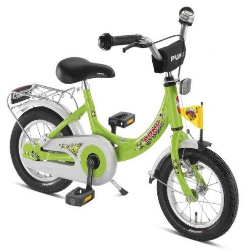 Puky Kinderrad ZL 12-1 Alu Kinder 12-16 Zoll ab 3 Jahren - Farbe kiwi - Produktart Kinder - Rahmentyp Einrohr - Größe 12 Zoll
