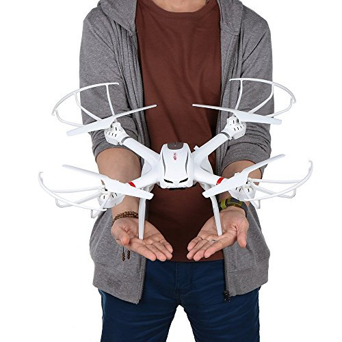s-idee 01516 Quadrocopter X101 Wifi HD Kamera mit Tonaufzeichnung MJX X101 One Key Return, Coming / Headless Mod 360° Flip Funktion, 2.4 GHz, 4-Kanal, 6-AXIS Stabilization System
