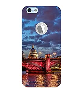 Vizagbeats Cathedral Church Back Case Cover for Apple iPhone 6 logo cut