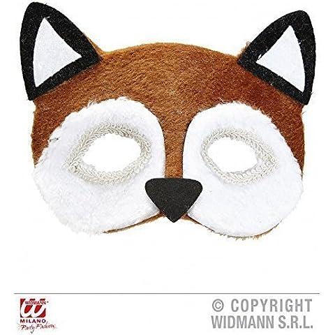 Máscara de pestañas / Máscara / Mascarilla felpa Zorros ( Disfraz de zorro / Traje de animal Accesorio