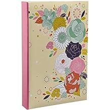 Arpan Álbum de fotos para 300 fotos de 10 x 15 cm, rosa salvaje