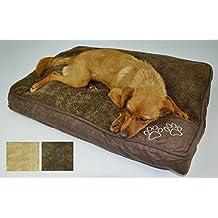 Cuscinoso, almohadón para perros de varios tamaños - MARRONE - BROWN - PICCOLO