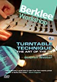 Berklee Prss Turntable Technique DVD