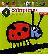 Les premières comptines des tout-petits 0-3 ans (1CD audio)