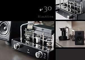 v30 Blackline Hybrid Valve Amplifier and Loudspeaker System