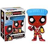 Funko - Figurine Marvel - Deadpool Shower Cap and Ducky Exclu Pop 10cm - 0849803074913