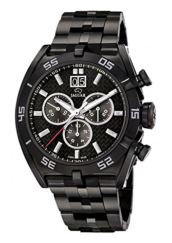 Jaguar jaguar-24284 – for Men, Stainless Steel Strap Watch