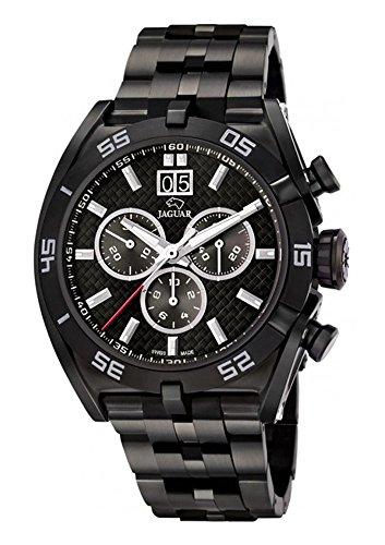 Jaguar-Jaguar-24284 Homme Montre-Bracelet Acier Inoxydable