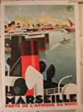 Marseille-Broders '-50x 70cm zeigt/Poster